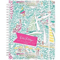 Jumbo 17-Month Agenda in Get Nauti by Lilly Pulitzer - FINAL SALE