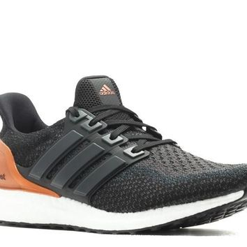 Ready Stock Adidas Olympic Medal Ultra Boost Core Black Bronze Shoes Sport Running Shoes