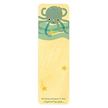 Ollie Octopus Ruler