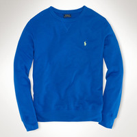 ATLANTIC TERRY CREW SWEATSHIRT