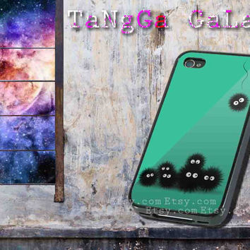 iphone case,Soot sprites,iphone 5 case,iphone 4/4s case,samsung s3,s4 case,accesories,cell phone,hard plastic.