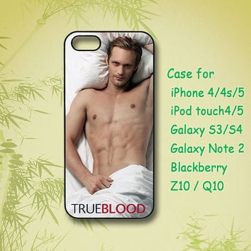 True Blood, iPhone 5 Case, iPhone 4 Case, ipod 4 case, ipod 5 case,Samsung Galaxy S4, Samsung Galaxy S3, Samsung note 2, blackberry z10, Q10
