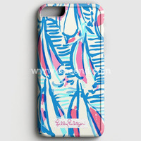 Lilly Pulitzer Resort White Red Right Return Inspired Iphone 6 Plus/6S Plus Case | Aneend
