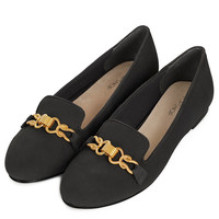 MRS Gold Trim Slippers - Slippers - Flats - Shoes - Topshop