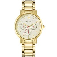 kate spade new york Gramercy Grand Multifunction Watch