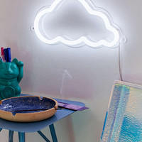 Cloud Neon Sign   Urban Outfitters