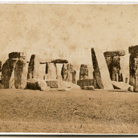 Stonehenge CDV Carte de Visite Vintage Photo - Judd of Maddington Wiltshire | eBay