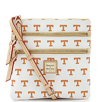 Dooney & Bourke Univeristy of Tennessee Cross-Body Bag - White