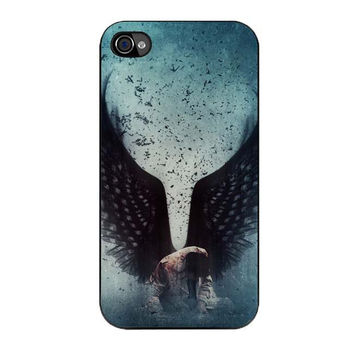 castiel supernatural iPhone 4 4s 5 5s 5c 6 6s plus cases