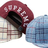 Supreme French Terry Back Arc 5-Panel
