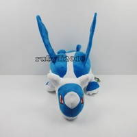 "new pokemon latios 12"" soft plush doll toy cute figure"