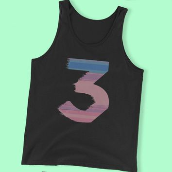 Chance The Rapper 3 Men'S Tank Top