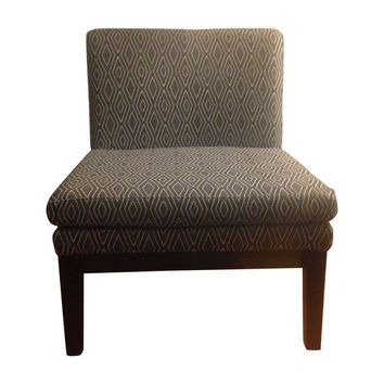Pre-owned West Elm Slipper Chair