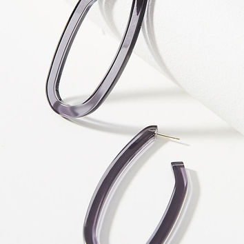 Rachel Comey Maya Hoop Earrings