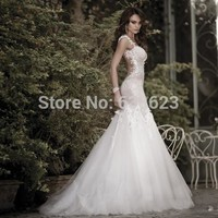 Spring Summer Beach Wedding Dress