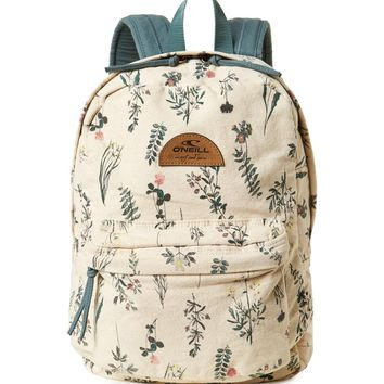 O'Neill Beachblazer Print Canvas Backpack | Nordstrom