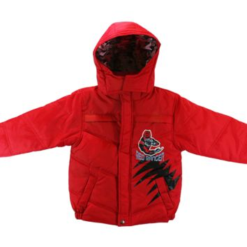 POWER RANGERS ?Red Ranger? Hooded Jacket 4 - 7