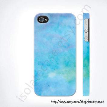 iPhone 5 case - Pastel , Space iphone case , Blue Pastel , Pink Galaxy , iphone 4 case , iphone 4s case , Hard Plastic case , space case