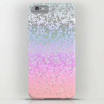 Glitter Star Dust G251 iPhone & iPod Case by MedusArt | Society6