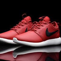 """NIKE"" Winter Trending Fashion Knitting Logo Casual Sports Shoes Red"