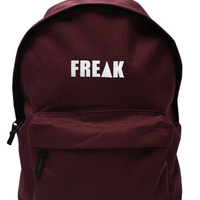 Freak back pack