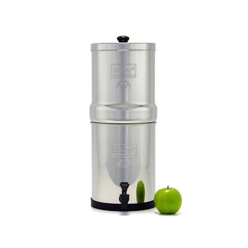 The ''Travel Berkey'' Water Purification System