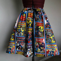Captain America Skirt