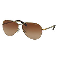 Michael Kors Gramercy Aviator Sunglasses