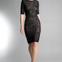 Historic New York Collection De Vitraux Dress Stained Glass Dress
