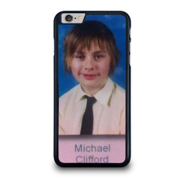 5SOS MICHAEL CLIFFORD iPhone 6 / 6S Plus Case Cover
