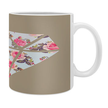 Allyson Johnson Floral Diamond Coffee Mug