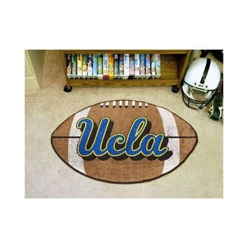 Fanmats Ucla Bruins Ncaa Football Floor Mat 22x35