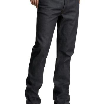 Gap Men 1969 Slim Fit Jeans Resin Rinse Wash