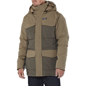 Patagonia Thunder Cloud Down Parka - Men's Alpha Green,
