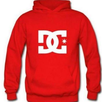 Male and female winter sweater hoodie classic hip-hop skate team pulley clothes