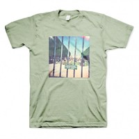 Green Lonerism T-shirt - All Products