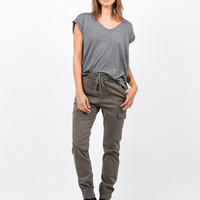 Stretchy Cargo Pants