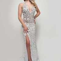 Jasz Couture 4907 at Prom Dress Shop