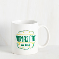 Snooze Your Soul Mug | Mod Retro Vintage Kitchen | ModCloth.com