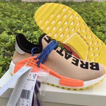 "Adidas NMD Human Race Pharrell Williams ""Pale Nude"" AC7361 36-----46"