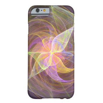 Amazing fractal flowers barely there iPhone 6 case