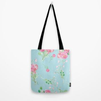 Petite Collection Three Tote Bag by Vicky Theologidou