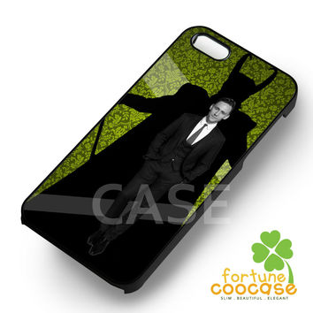 Loki of asgard tom hiddleston silhouette -54R for iPhone 4/4S/5/5S/5C/6/ 6+,samsung S3/S4/S5/S6 Regular/S6 Edge,samsung note 3/4