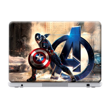 Captain America - Super soldier - Skin for Sony Vaio T13