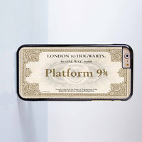 iPhone 7 7 PLus - Harry Potter Platform 9 3/4 Plastic Case Cover for Apple iPhone 6 6 Plus 4 4s 5 5s 5c