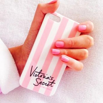 One-nice™ Victoria's secret Fashion iPhone Phone Cover Case For iphone 6 6s 6plus 6s-plus 7 7plus