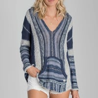 Billabong - Seaside Ryder Stripe | Blue Tide