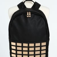 PLATE BACK PACK