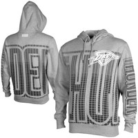 Oklahoma City Thunder Grater Pullover Hoodie - Gray