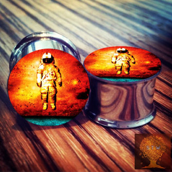 "0g - 2"" Brand New Deja Entendu Plugs! CHOOSE SIZE"